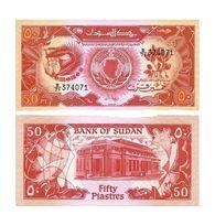 Billet Soudan 50 Piastres - Soudan