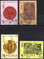 Poland 1973 - Mi 2258/61 - YT 2099/02 ( Philatelic Exhibition Of Poznam ) Complete Set - 1944-.... République
