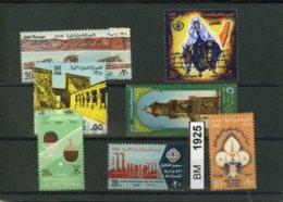 Ägypten, Xx, Konvolut Auf A6-Karte Aus 1968 - 1971 U.a. - Egypt