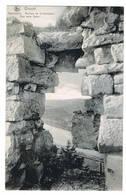 Dinant : Bouvignes. Ruines De Crèvecoeur. Vue Vers Yvoir ( 2 Scans) - Dinant