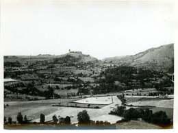 240220A - PHOTO 1938 - 15 NEUSSARGUES Rocher De Laval Vue Prise Du Calvaire De La Tour De Mardogne - Altri Comuni