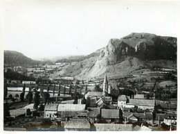 240220A - PHOTO 1938 - 15 NEUSSARGUES Village Et Rocher De Laval - Altri Comuni