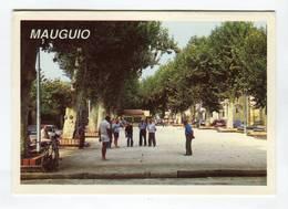 C.P °_ 34-Mauguio-Le Terrain De Boules Au Quotidien-1995 - Mauguio