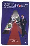 Titre Transport Toulouse  Ticket Métro Bus Tram Collector Janvier 2020 - Monde