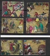COB 1437 à 1442 Avec Charnières - Belgium
