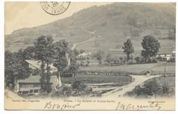 70-FRESSE-La Scierie Et Sainte-Barbe...1903 - Other Municipalities