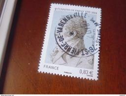 OBLITERATION RONDE  SUR TIMBRE GOMME ORIGINE YVERT N° 4915 - France