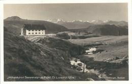 CPA Suisse Lucerne * Höhenkurort Seewenalp Ob Flühli  * - LU Lucerne
