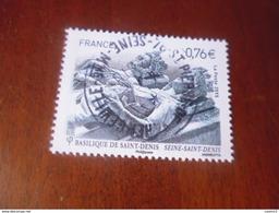 OBLITERATION RONDE  SUR TIMBRE GOMME ORIGINE YVERT N° 4930 - France