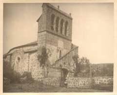 240220C - PHOTO 1938 - 15 MOISSAC église - Altri Comuni