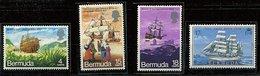 Bermudes * N° 268 à 271 - Bateaux Divers - Barcos