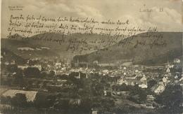 Lahr I. B. 04 - Ruine Hohen Garoldeck - Lahr