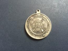 Ancienne Médaille De 1869 Tir à Liège Leopold II - Autres
