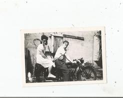 MOTO PHOTO ANCIENNE - Automobiles