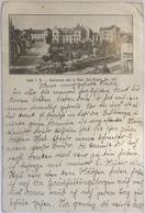 Lahr I. B. 06 - Kasernen Des 8. Bad. Inf-Regts - Lahr