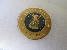 PIN'S    UNITED STATES  AIR FORCE - Militari