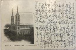 Lahr I. B. 08 - Kaftolische Kirke - Lahr