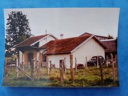 Photo Epenoux La Gare Des Chemins De Fer Vicinaux 1983  Haute Saône Franche Comté - Altri Comuni
