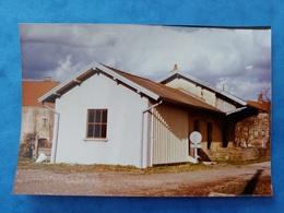 Photo Meurcourt La Gare Des Chemins De Fer Vicinaux 1983  Haute Saône Franche Comté - Altri Comuni