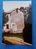 Photo Flagy La Gare Des Chemins De Fer Vicinaux  1983  Haute Saône Franche Comté - Altri Comuni