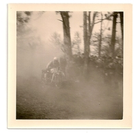 PHOTO - Moto-cross Namur Citadelle + Ou - 1950 Masson (Suède) N.H. - Sports