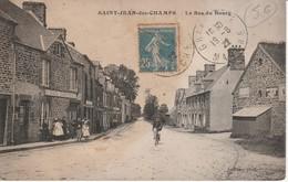 SAINT JEAN DES CHAMPS (le Bas Du Bourg - Sonstige Gemeinden