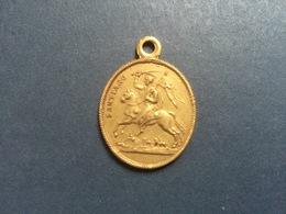 Ancienne Médaille Religieuse Santiago ND De Pilar - Religion & Esotérisme