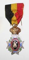 Médaille Belge -051-I- Médaille Associative –1er Classe - Professionnels / De Société