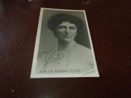 B761  S.m Regina Elena Evidenti Pieghe Ad Angolo E Carta Al Retro Come Da Foto - Donne Celebri