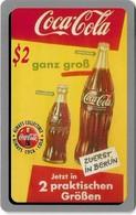USA - Sprint - Score Board - SBI-457 - Coca Cola Adv. '95, Remote Mem. 2$, 7.100ex, Mint - Vereinigte Staaten