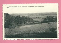 C.P. Mont De L'Enclus =  Vue  Sur  La  WALLONIE - Kluisbergen