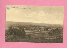 C.P. Mont De L'Enclus =  Paysage  Vers   Ruyen - Mont-de-l'Enclus