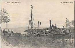 33 ¨PLASSAC ENTREE DU PORT - France