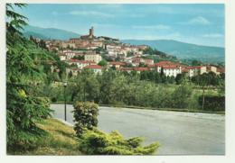 CASTIGLION FIORENTINO - PANORAMA  - NV FG - Firenze