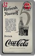 USA - Sprint - Score Board - SBI-467 - Coca Cola Adv. '95, Remote Mem. 2$, 7.100ex, Mint - Vereinigte Staaten