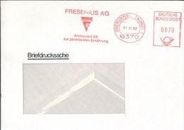 Fresenius Aminosteril Parentale Ernährung AFS 6370 Oberursel Taunus 1982 - Apotheek