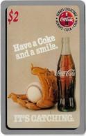 USA - Sprint - Score Board - SBI-475 - Coca Cola Adv. '95, Remote Mem. 2$, 7.100ex, Mint - Vereinigte Staaten