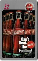 USA - Sprint - Score Board - SBI-480 - Coca Cola Adv. '95, Remote Mem. 2$, 7.100ex, Mint - Vereinigte Staaten