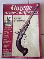 Revue GAZETTE DES ARMES ET UNIFORMES N° 214 - Weapons