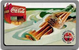 USA - Sprint - Score Board - SBI-491 - Coca Cola Adv. '95, Remote Mem. 2$, 7.100ex, Mint - Vereinigte Staaten