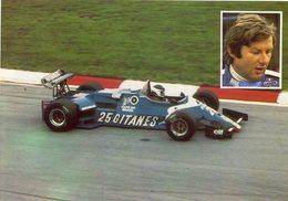 Formula 1 Season 1983  -  Ligier-Ford JS21/04  -   Jean-Pierre Jarier -  CPM - Grand Prix / F1