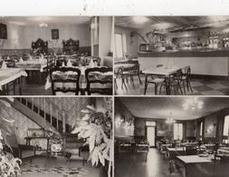 """PORT-SUR-SAONE """"LA POMME D'OR"""" HOTEL RESTAURANT MULTIVUES CARTE PHOTO - France"""