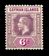 1913 Cayman Islands - Cayman Islands
