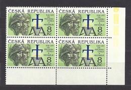 Czech Republic 1993 MNH ** Mi 11 Sc 1130 Anniversary Of The Arrival Of Cyril And Methodius. Tschechische Republik C4 - Czech Republic