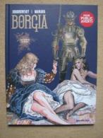 MANARA & JODOROWSKI . BORGIA T3 - DRUGSTORE (EO 2008) - Manara