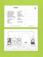 Cartes Parfumées Carte MEMO GAMME - Perfume Cards