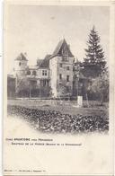 CPA - Brantome - Château De La Hierce - Brantome
