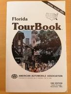 Old FLORIDA TOUR BOOK American Automobile Association RAR 1982. - 1950-Maintenant