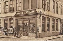 BRUGES. Brugge.  Shop Notre Dame Etablissement DE DEURWAERDER-CREYF. Antiquités. Parvis Notre Dame - Brugge