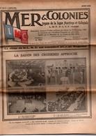Mer & Colonies - N°253 B 04.1932 - Clipperton Dunkerque - Croisières - Boeken, Tijdschriften, Stripverhalen